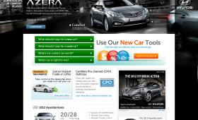 Hyundai Azera on kbb.com
